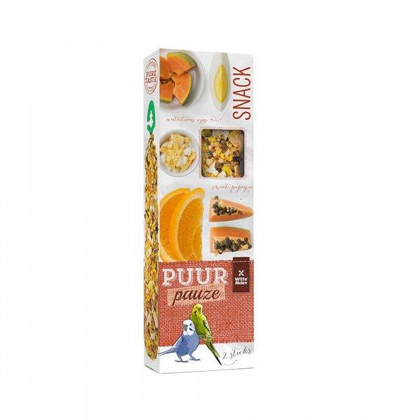 PUUR Pauze Stick Parkiet sinaasapp/papaja